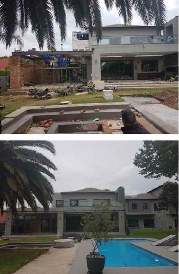 building contractor West Rand