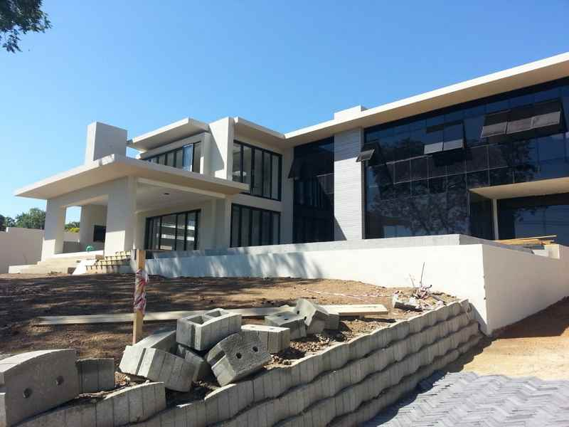 building construction roodepoort